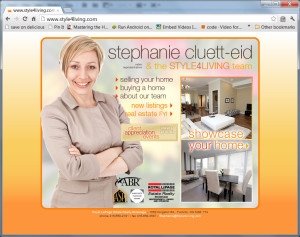 Style4Living - Stephanie Cluett-Eid, Real Estate Sales Representative